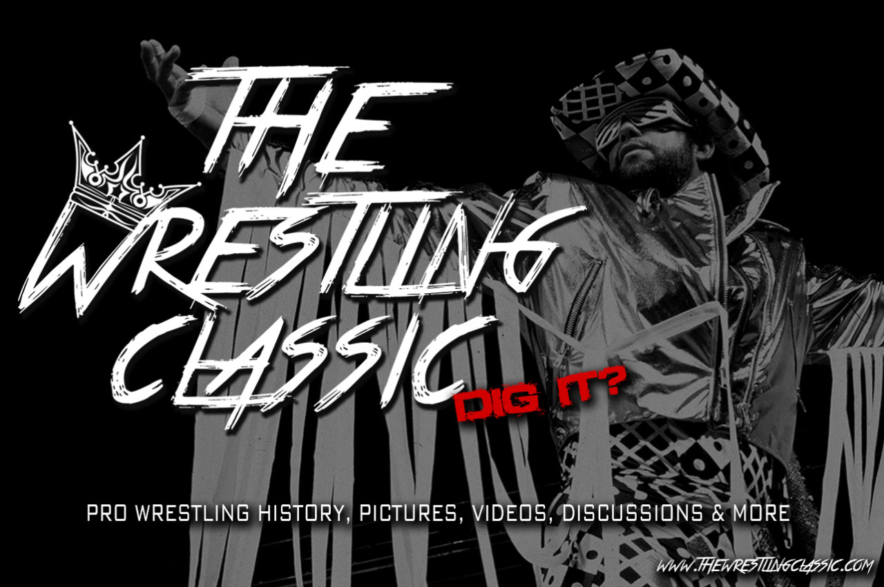 Welcome to The Wrestling Classic