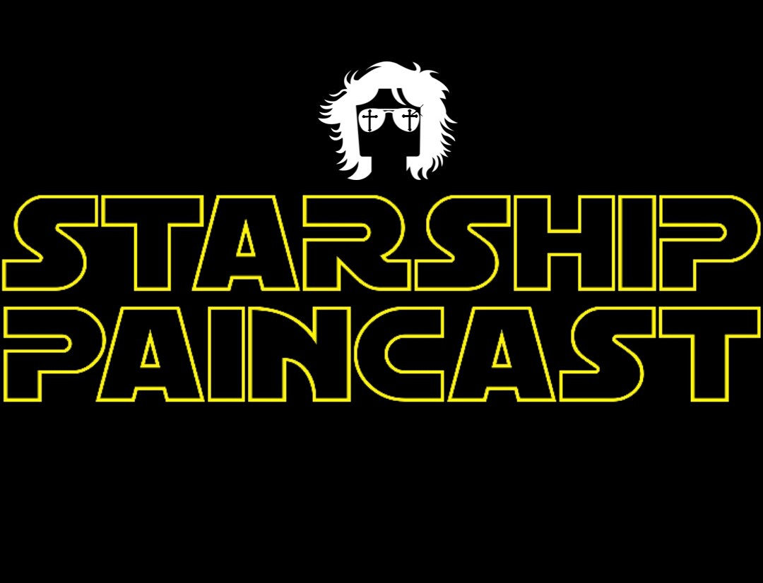 Starship Paincast Episode 76 (Interviewing Daniel Richards)