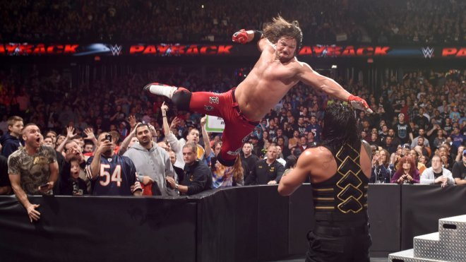 WWE Payback Review 05/01/2016
