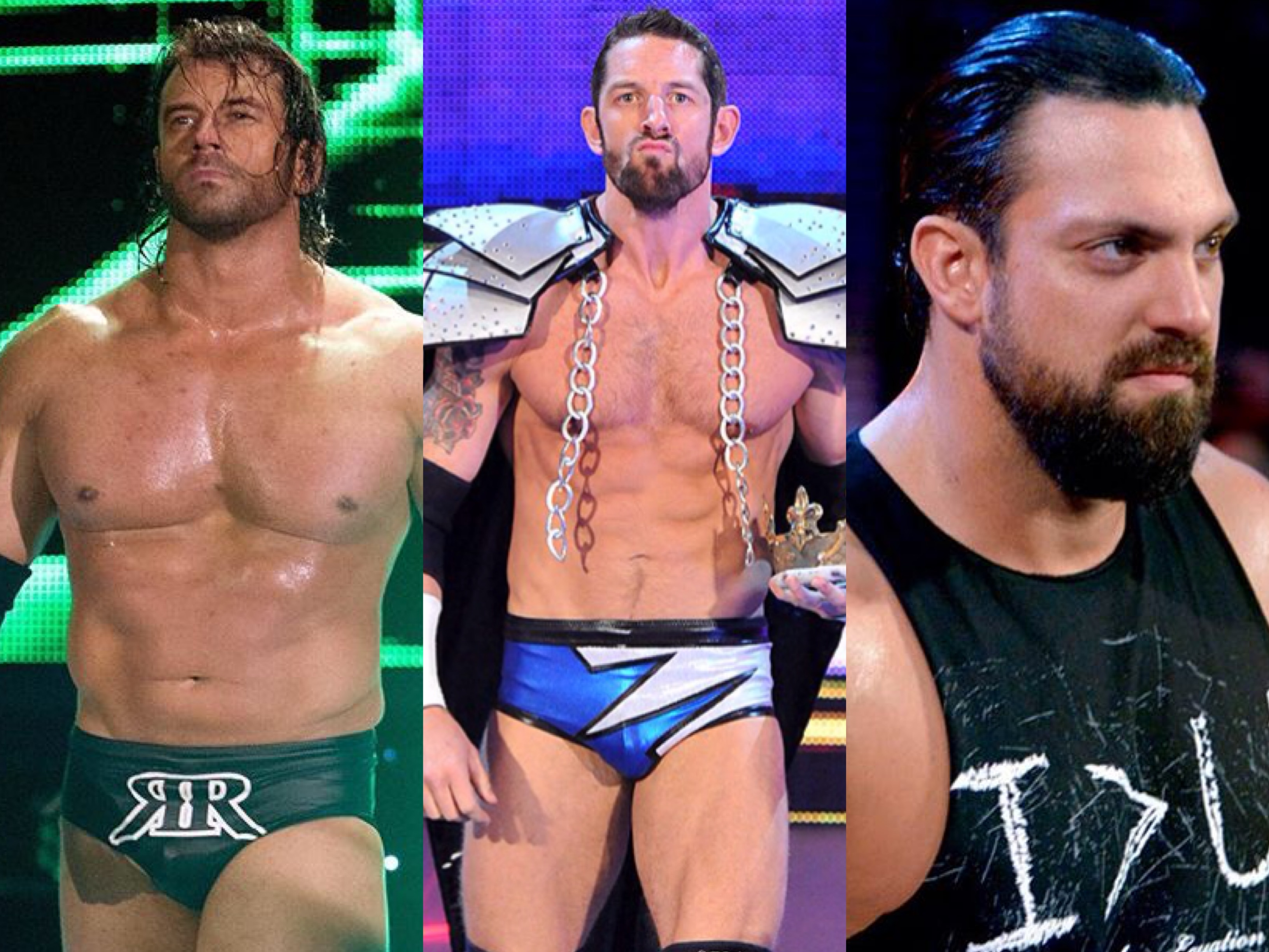 Goodbye Barrett, Riley, and Sandow