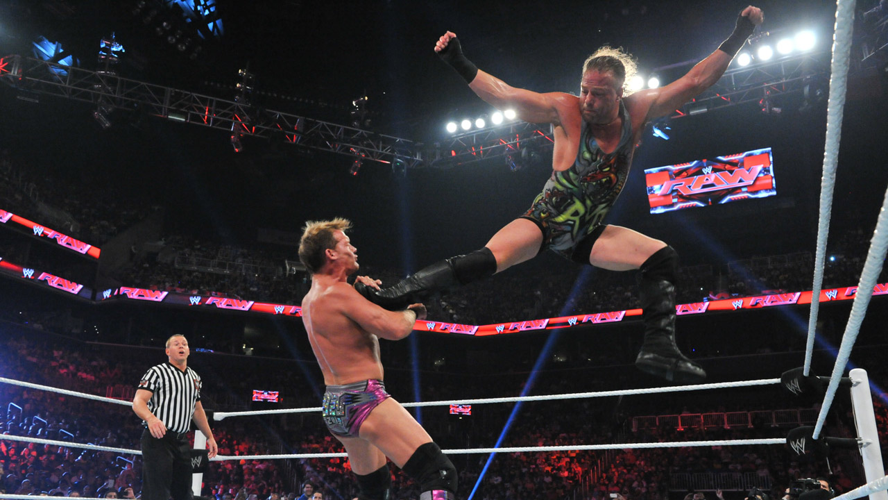 The Top 50 WWE Matches of 2013 – #40 to #31
