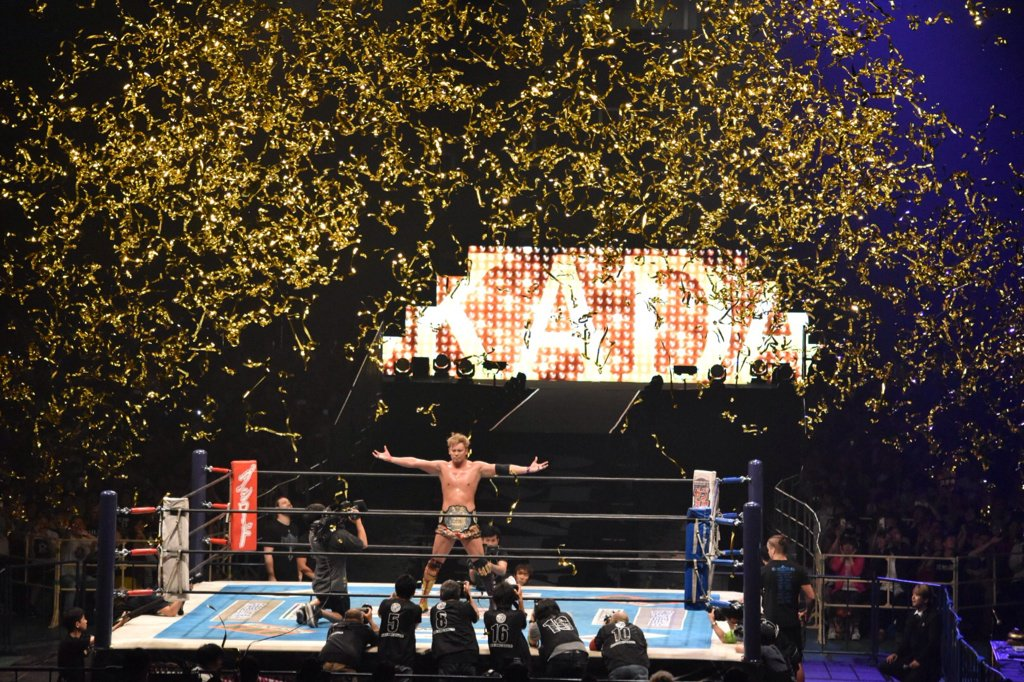 NJPW Dominion 6.19 in Osaka-jo Hall – 06/19/2016