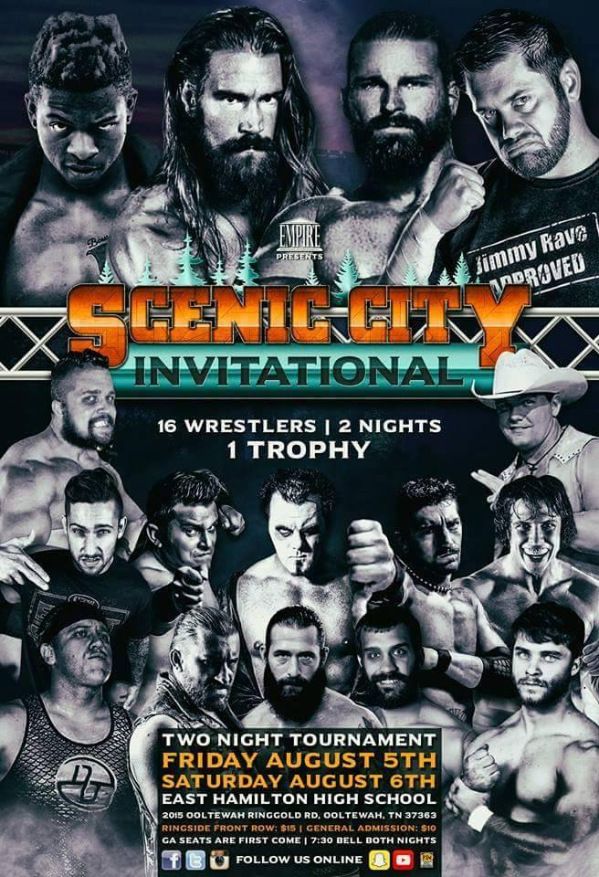 Scenic City Invitational Night One Review