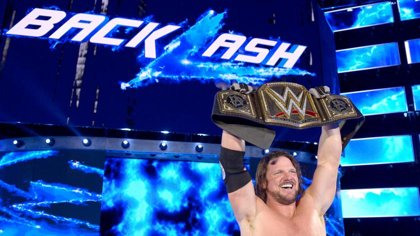 WWE Backlash Review 09/11/2016