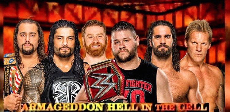 TWC Fantasy Booking – How I would book Armageddon 2 for Hell in a Cell.