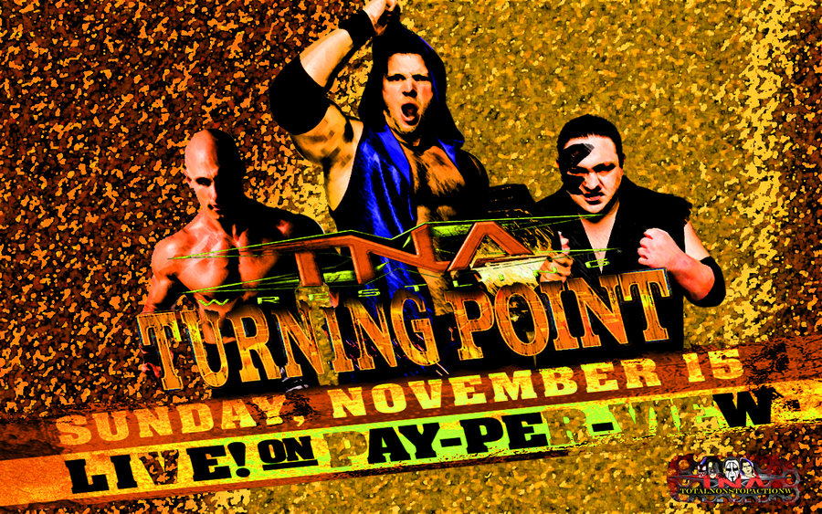 TNA Turning Point 2009 Review