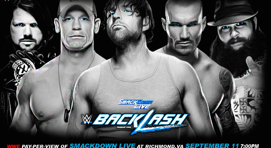 WWE Backlash Predictions