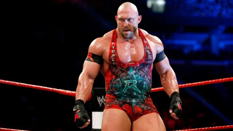 Dropping the Ball – Ryback