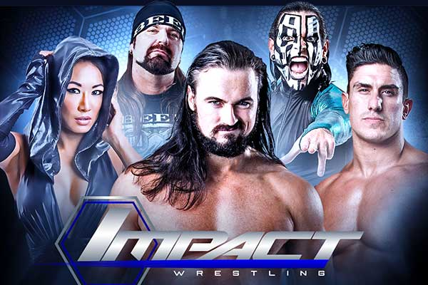 TNA Impact Wrestling: Competition or Not?