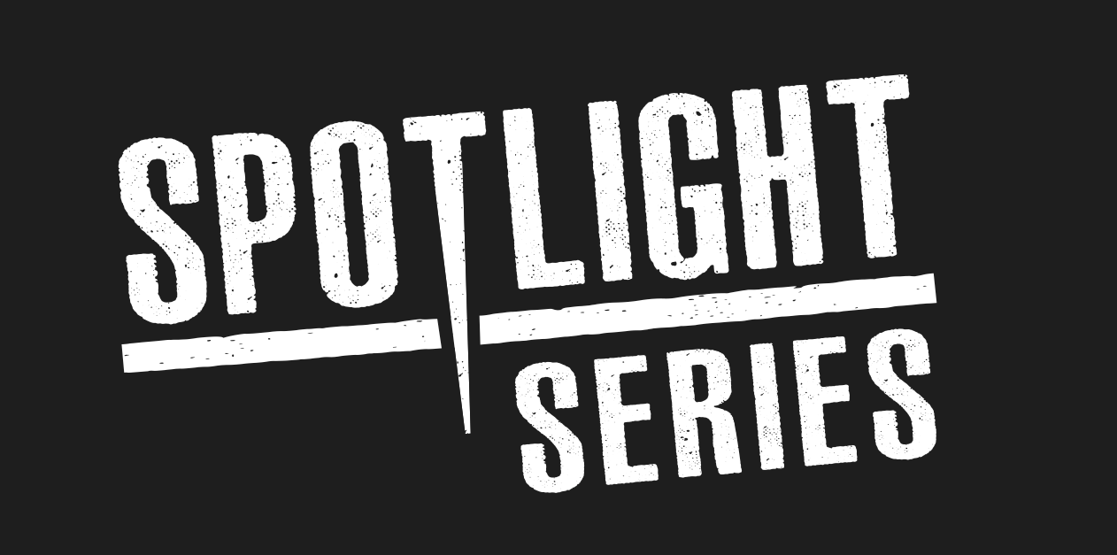 The Spotlight Series #39: Aaron Williams