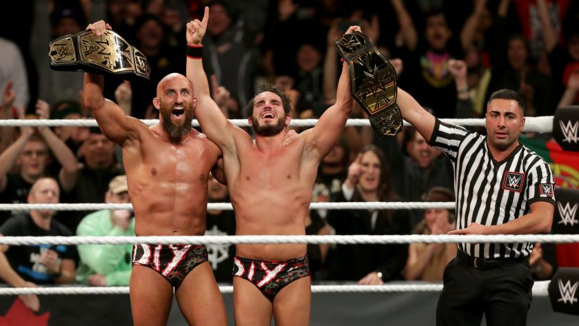 Good and Bad: NXT Takeover Toronto