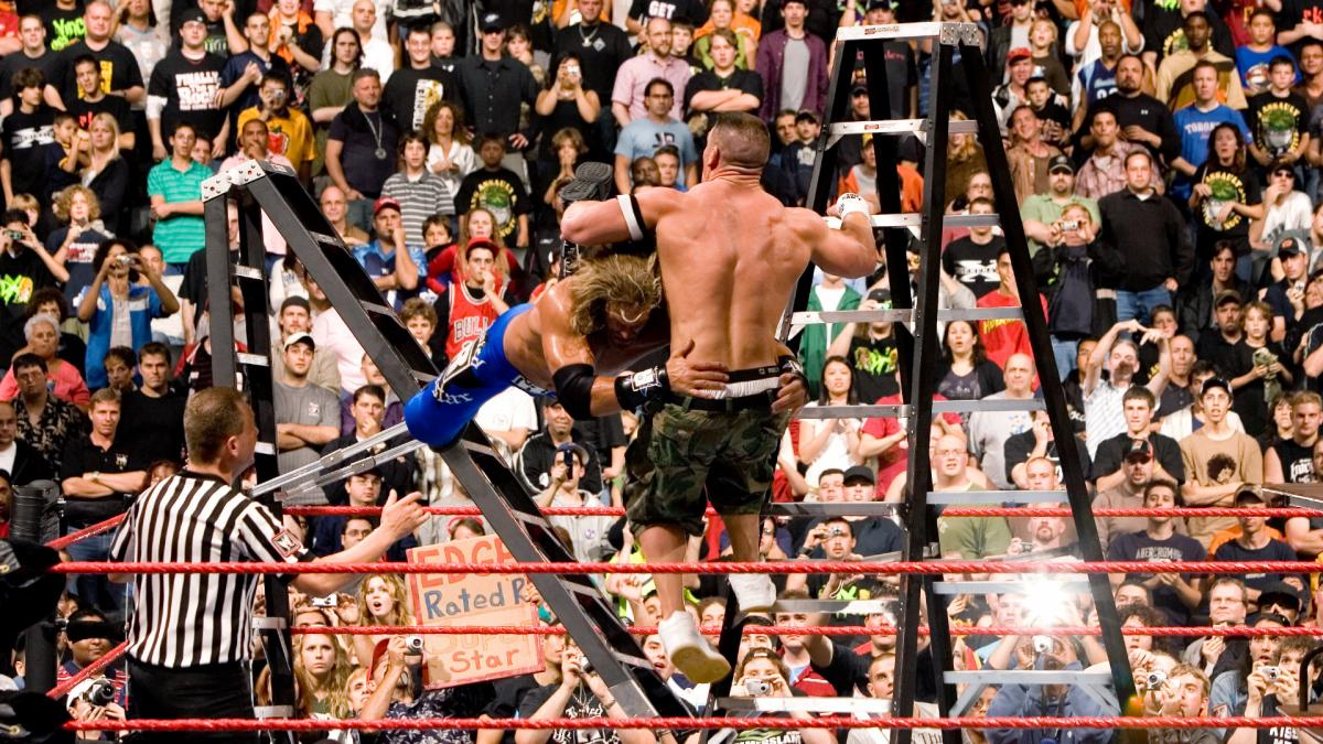 The Top Ten TLC Matches in WWE History