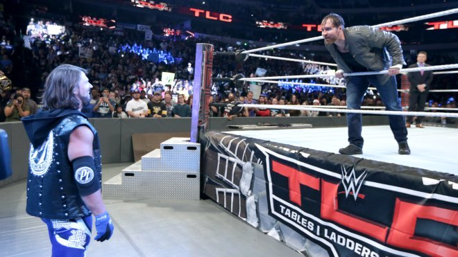 WWE TLC Review 12/04/2016