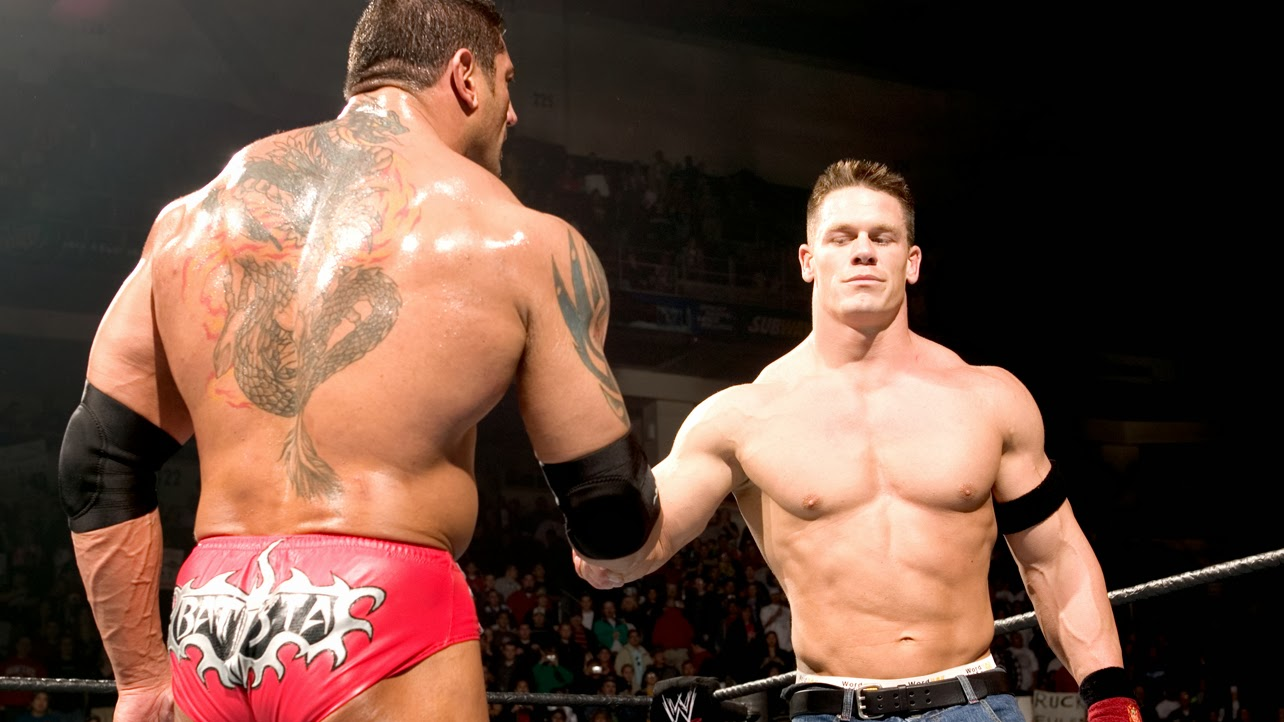 Royal Rumble 2005 Review