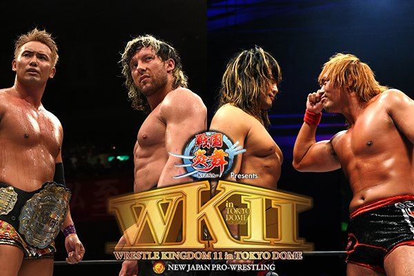 "NJPW ""WRESTLE KINGDOM 11"" Results & Review"