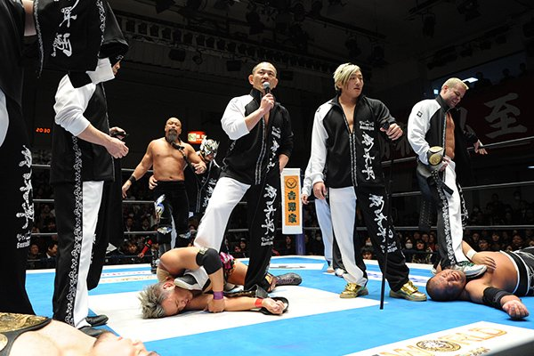 Jordan's NJPW New Years Dash 2017 Review