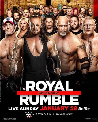 5 Things That Must Happen in the Royal Rumble