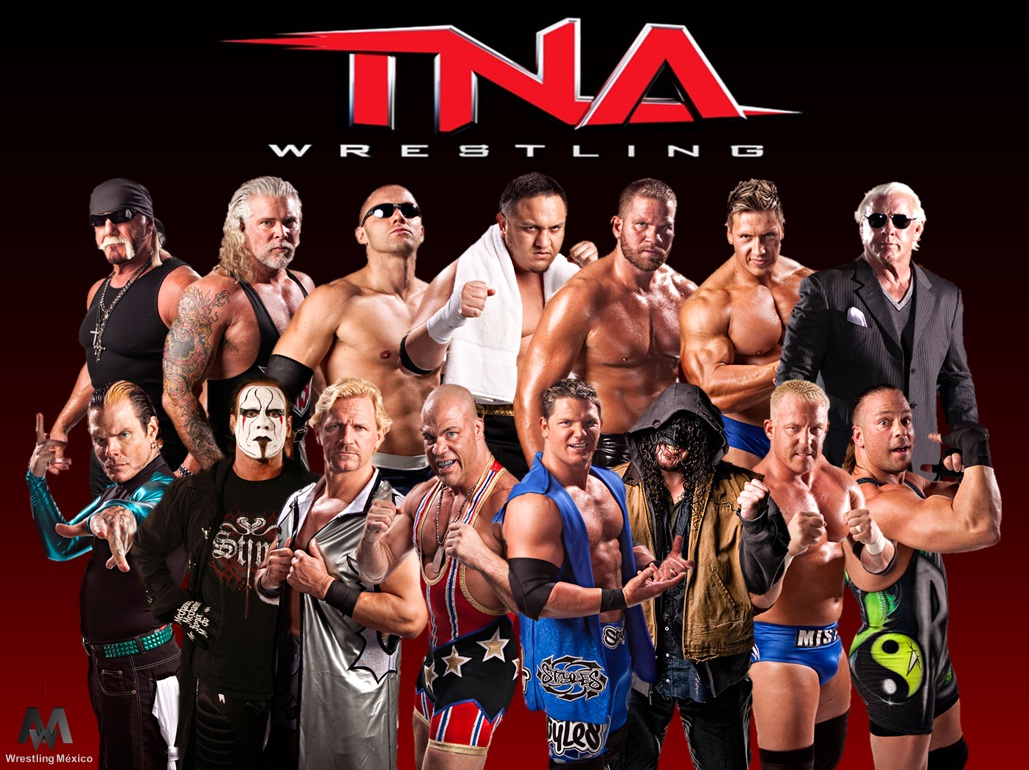 Impact Wrestling is NOT TNA