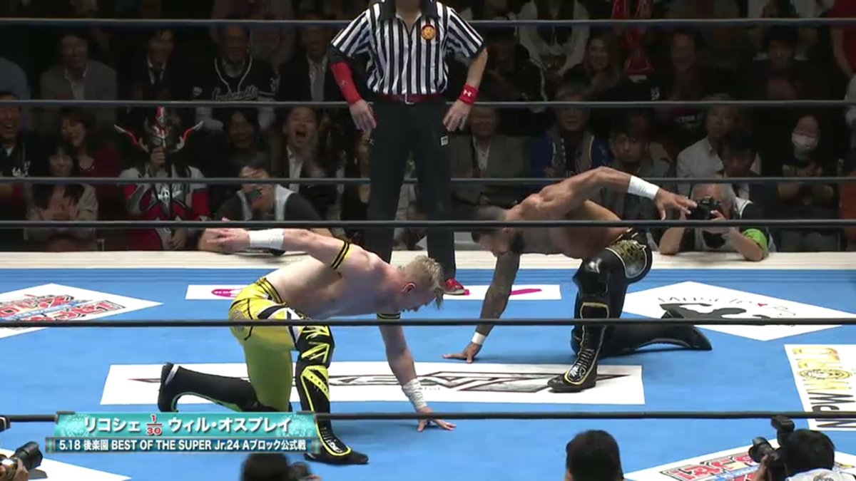 NJPW Best of Super Juniors Night 2 Review 5/18/17