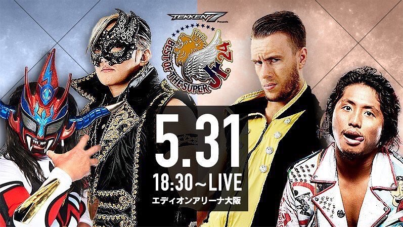 NJPW Best of Super Juniors Night Day 12 Review 5/31/17