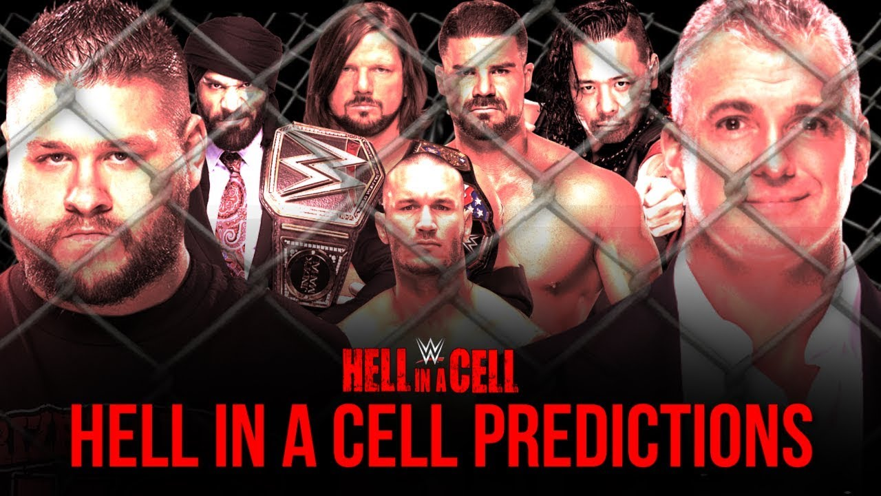 WWE Hell in a Cell 2017 Predictions