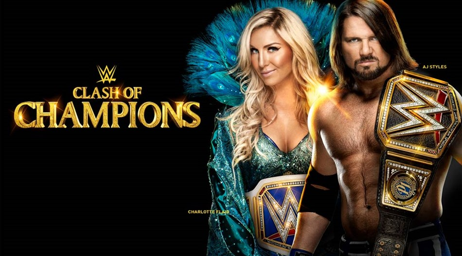 WWE Clash Of Champions Predictions 2017