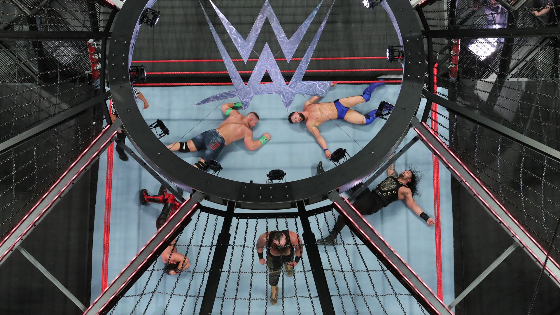 WWE Elimination Chamber Review 02/25/2018