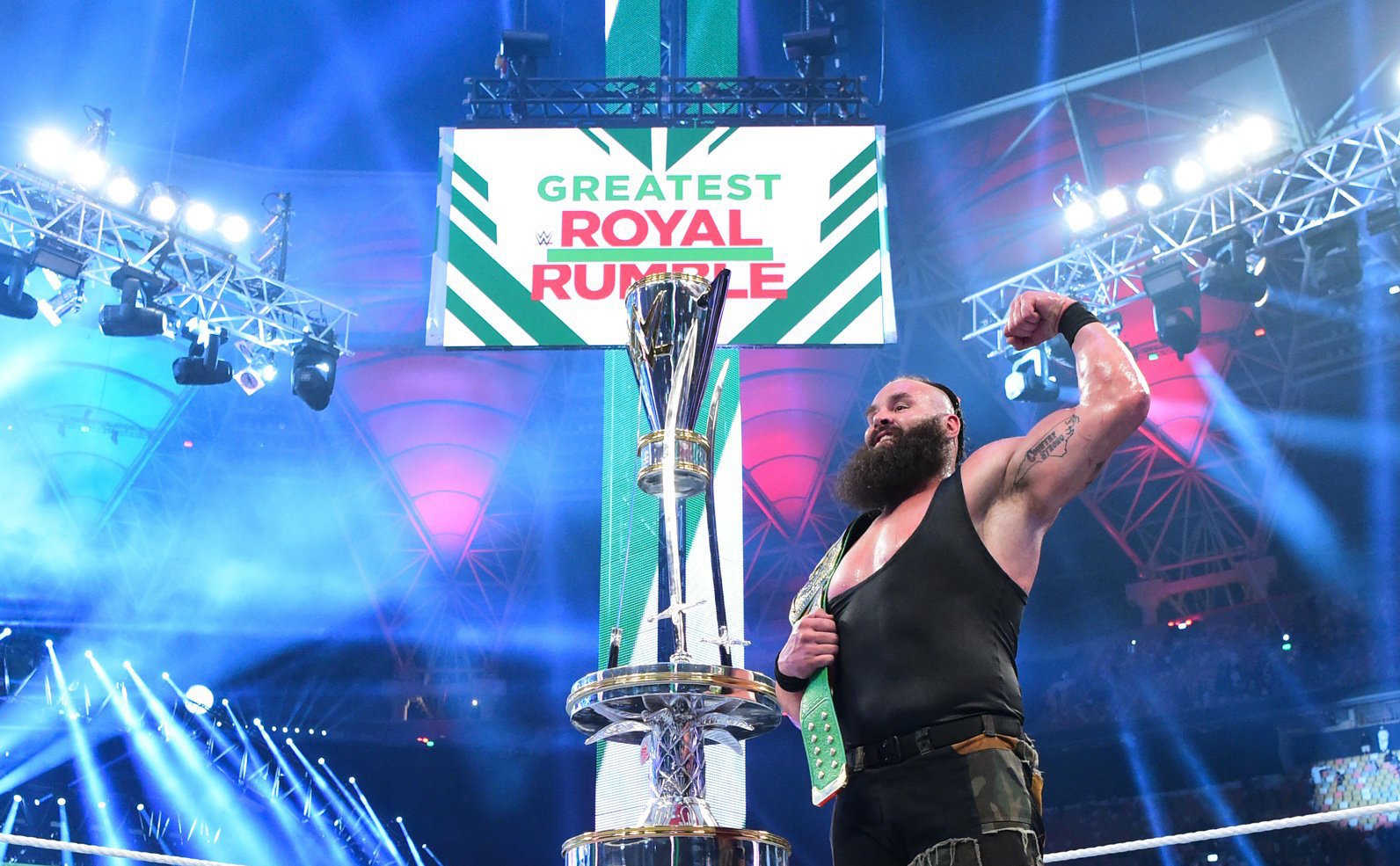 The Greatest Royal Rumble Review 04/27/2018