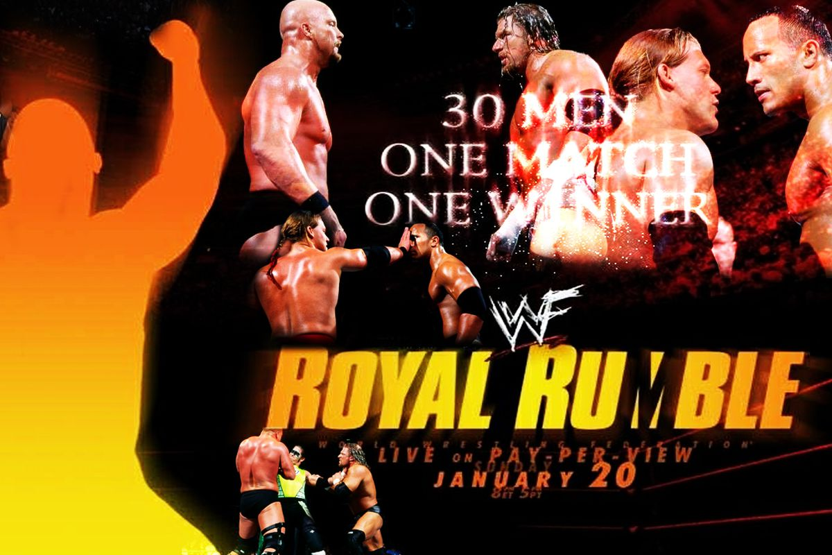 Royal Rumble 2002 Review